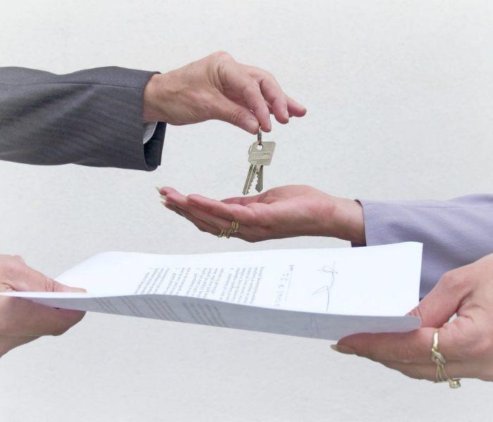 сделка по продаже недвижимости