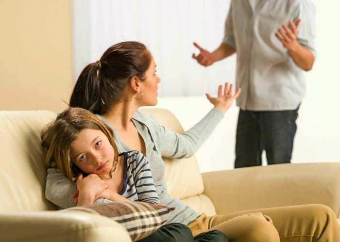 содержание матери и ребенка