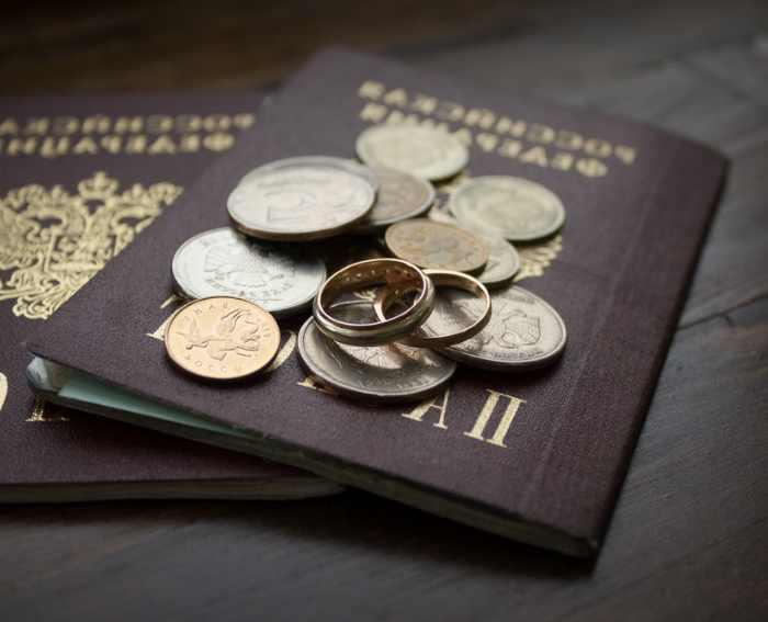 стоимость развода
