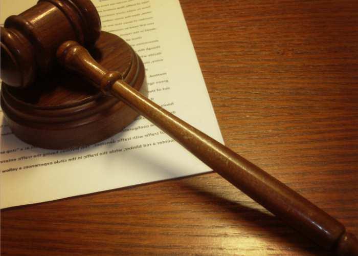 судебное решение о начислении алиментов