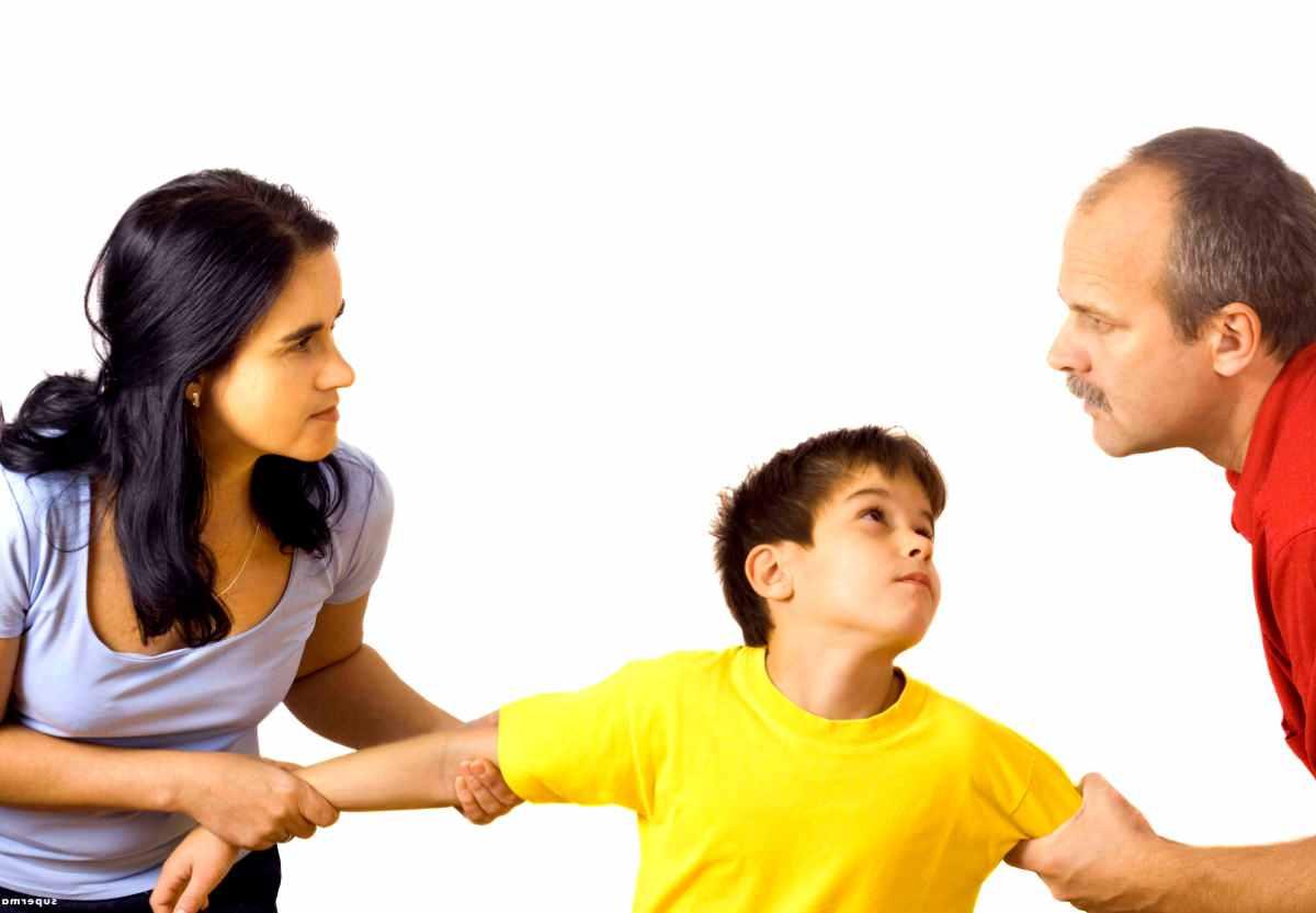желание отобрать ребенка