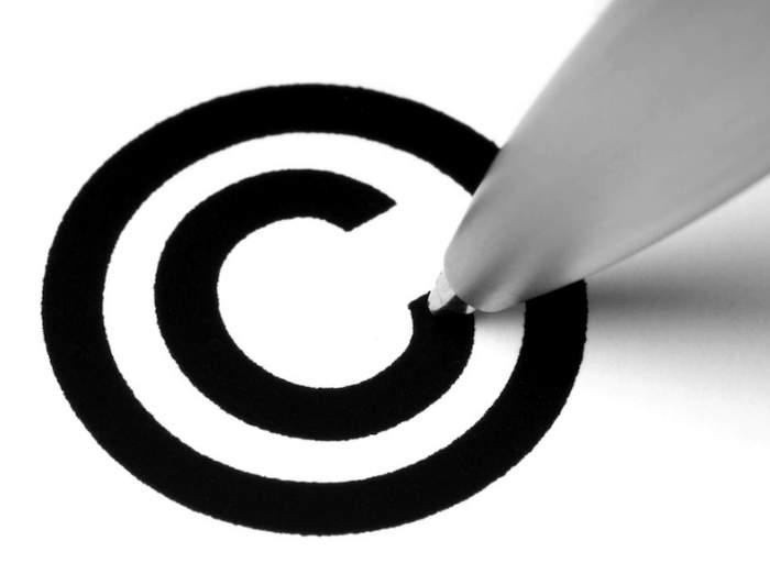 охрана авторского права