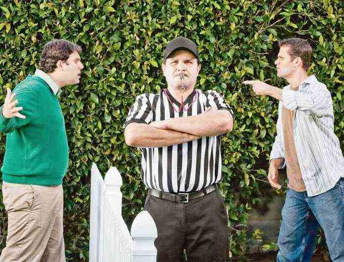 переговоры с соседями