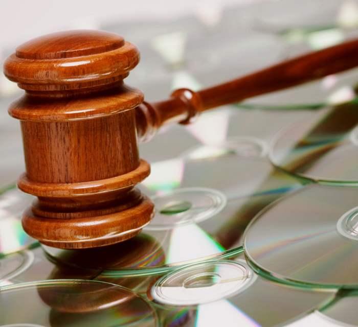 судебное разбирательство по авторскому праву