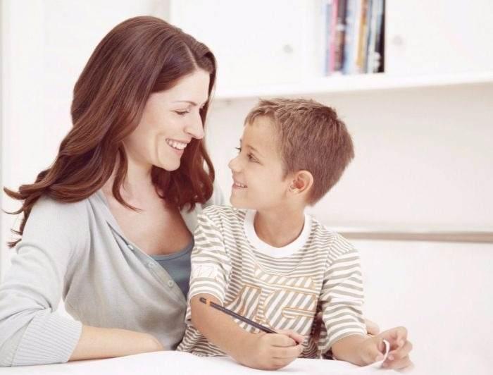 родитель и ребенок