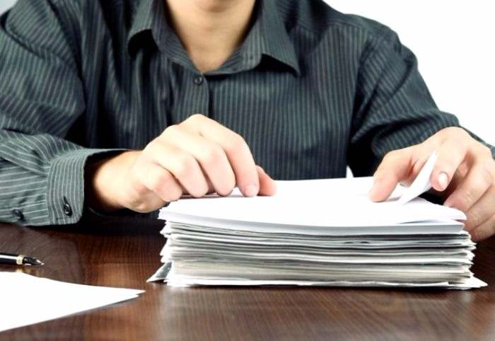 сбор документов