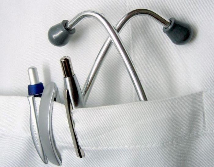 врачебные инструменты